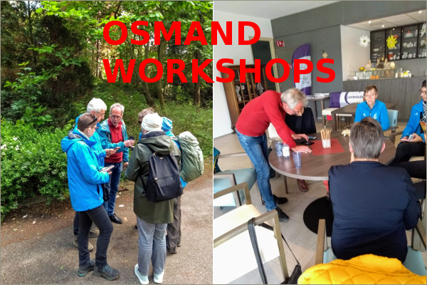 Osmand Workshops